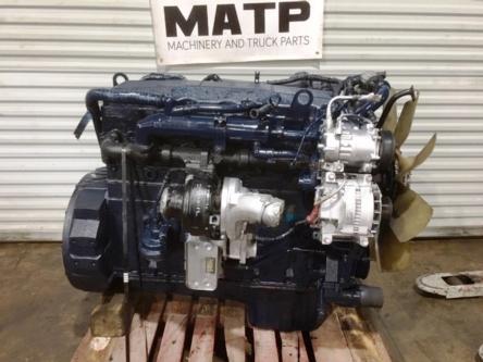 International DT466E EGR-Exhaust
