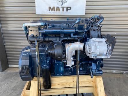 International DT466E EGR